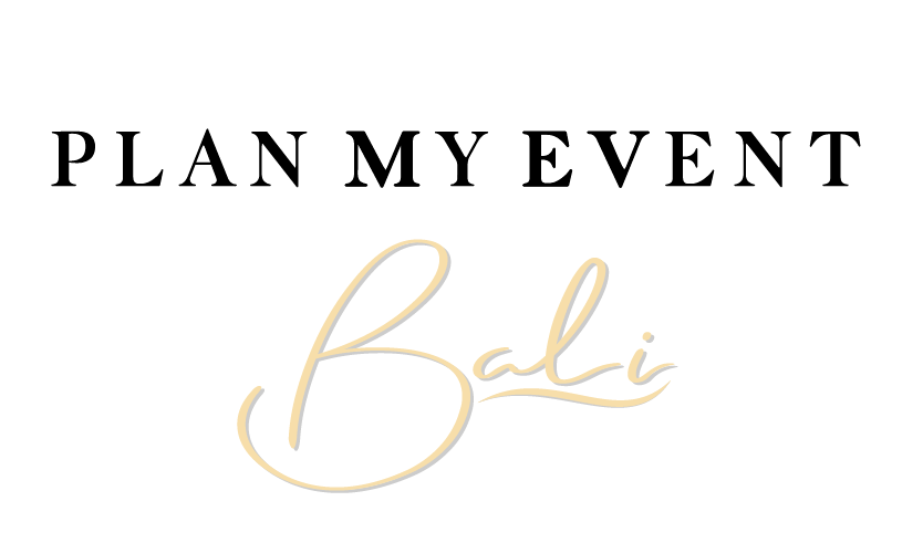 Plan My Event Bali